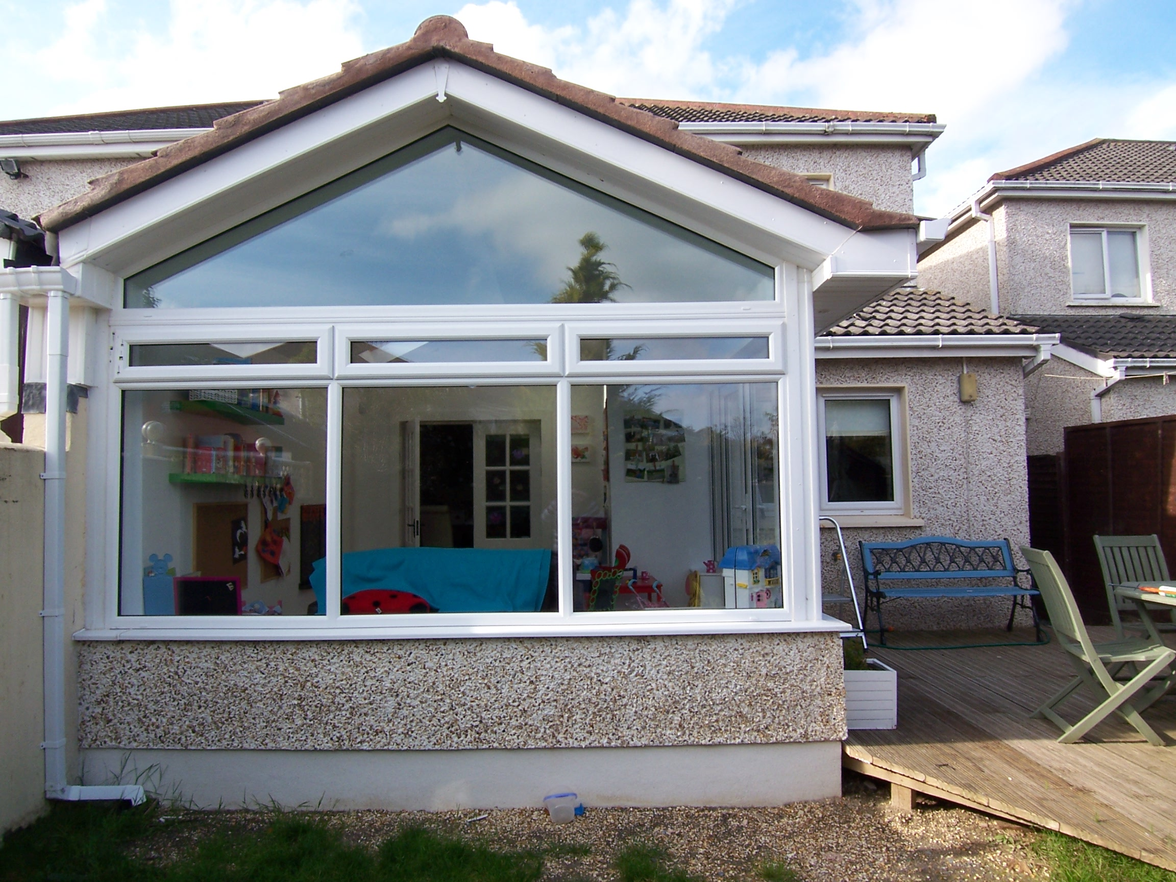 Clonee House Extension Newspace Building Services Ltd
