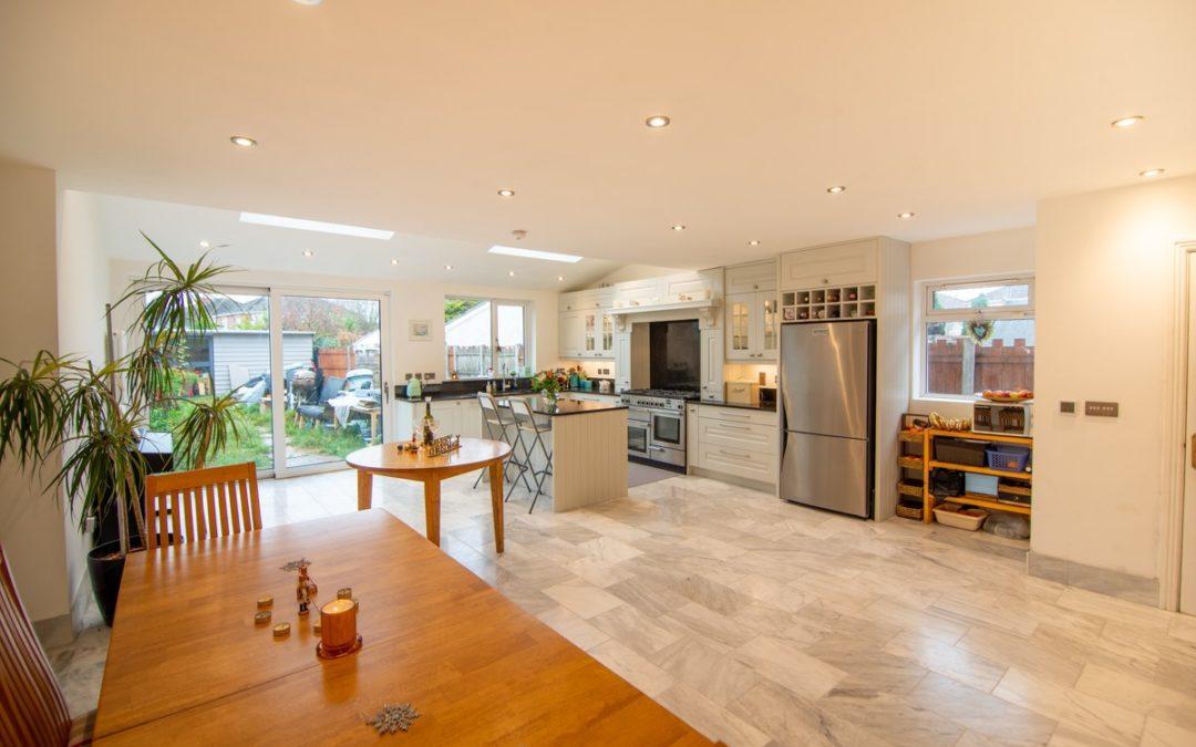 House Extension. Clonee, Dublin.